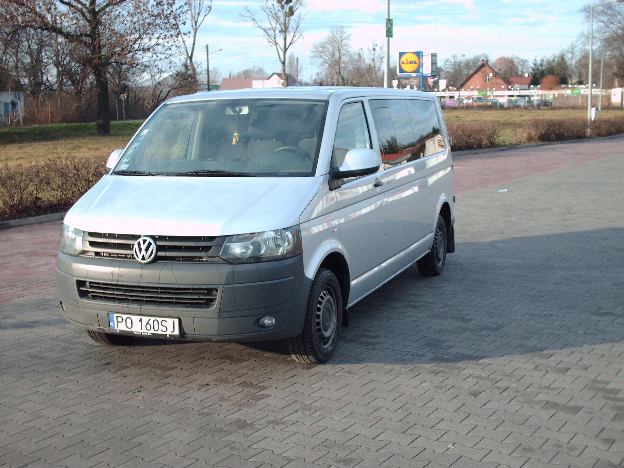 VW Caravela